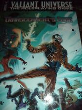 Transcendent's Edge Valiant Universe The Roleplaying Game RPG Book Nice!