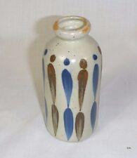 Vtg Mid Century UCTCI Japan Modernist Pottery Vase