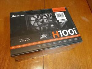CORSAIR H100i Liquid CPU Cooler NEW in Box
