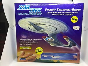 VTG 1993  Star Trek TNG Starship Enterprise Glider Limited Collectors Edition