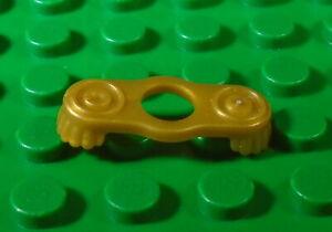 new LEGO Minifig Soldier Uniform Bodywear - Pearl-Gold Epaulette