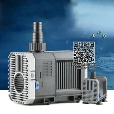 Submersible Water Pump For Aquarium Low Noise Hydroponic Fountains Pond Garden