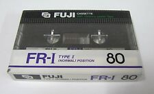 1 x FUJI FR-I 80 Vintage Blank Audio Cassette Tape Normal Position