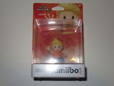 Lucas Amiibo Super Smash Bros Nintendo Wii U NEW