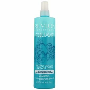 Equave Hydro Nutritive Detangling Leave In Conditioning Spray by Revlon