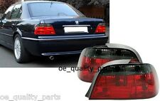BMW 7 SERIES E38 TAIL REAR LEFT RIGHT LIGHTS  LIGHT LAMP LAMPS SET SMOKED TUNING