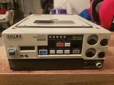 Vintage 1984 Sony VO-6800 Portable Video Cassette Recorder.