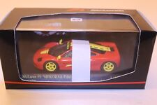 Minichamps Hekorsa Edition McLaren BMW F1 GTR SWB Red & Yellow LTD 999pcs 1/43