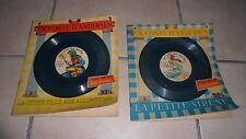 UN CONTE D'ANDERSEN - 2 volumes - ALBUMS DU GAI MOULIN - Livre disque 33 tours