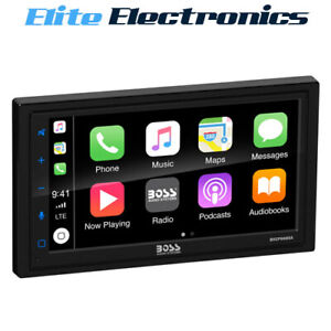 "Boss Audio BVCP9685A Apple CarPlay Android Auto 6.75"" Bluetooth"