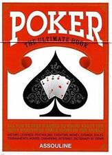 POKER - NEW PAPERBACK BOOK