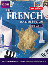 French Experience 1 CDs 1-4 by Marie Therese Bougard, Daniele Bourdais | Audio C