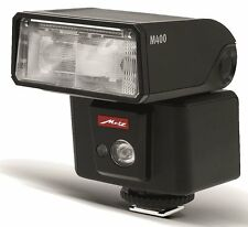 Metz M400 Disparador Flash para Fuji - Negro