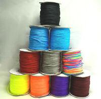 3 - 5 - 10m Fil Nylon 1,5mm Pour bracelet, Shamballa, Attache tetine, Bijoux