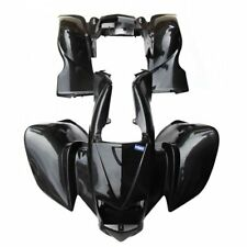 HMParts Quad ATV Bashan BS200S-7 Plastik Set schwarz