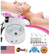 Portable 3 in1 Dermabrasion Microdermabrasion Diamond Beauty Machine Facial