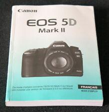 Canon EOS 5D MARK IV MANUALE-Printed /& professionalmente legato Taglia A5-610 pagine