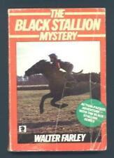 The Black Stallion Mystery (Knight Books),Walter Farley