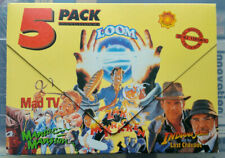 PC: 5 Pack Limited Edition Zak mckracken Maniac Manoir Indiana Jones Loom Mad TV