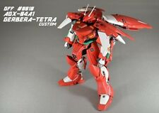 Used In Box Bandai Gundam Fix Figuration 0010 Gerbera Tetra Custom Gp04 Figure