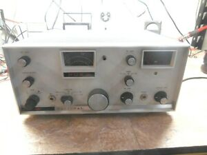 National NCX-3 Ham Transceiver HF **Untested* **As-Is Only** *NO PS* *Clean*