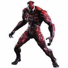 Square Enix Marvel Universe Variant Spider-Man Venom Play Arts Kai Action Figure