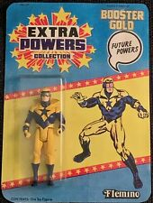 Kenner Super Powers Booster Gold custom Extra Powers figure RARE
