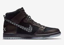 Nike SB Dunk High QS sz. 12 Black Wolf Grey Black Bar Hollywood Heath Neckface