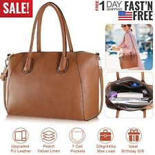 Women Handbag Shoulder Bags Tote Purse PU Leather Messenger Hobo Bag Satchel