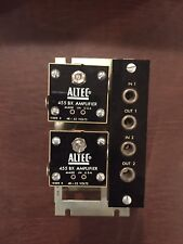 Vintage Altec Mounting Assembly W/455BX Amplifiers