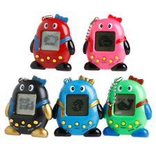 QQ Penguin elektronische Haustier Spiel klassische Mini-Spiel Handheld Spie L6P8