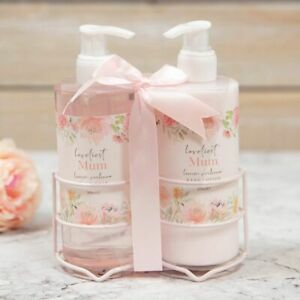 Widdop Loveliest Mum Lemon Verbena Scented Hand Soap and Lotion - Gifts For Mum