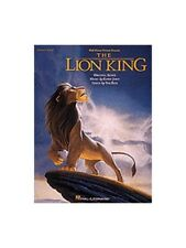 Elton John The Lion King Vocal Selections Sing singer Piano Vocal PVG MUSIC BOOK