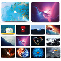 "Laptop Hard Shell Case Cover for Macbook Air Pro 11 13 15 16"" A2141 2011-2019 LH"