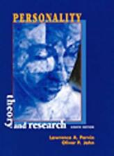 Personality: Theory and Research (8th Edition)-Lawrence A. Pervin, Oliver P. Jo