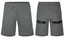Shorts gris adidas pour homme