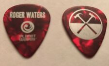 Roger Waters The Wall Red Pearl Guitar Pick 2012 Tour Pink Floyd FREE SHIPPING