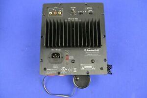 Speakercraft Vital V8 Subwoofer Amplifier Sub Plate Amp 80 watts (Needs repair)