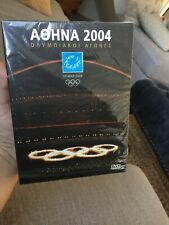 NWT Rare Greek ATHENS 2004 Olympic Games. Collector. DVD Set AOHNA 5205092704095