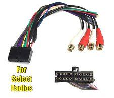 Jensen CDH900 CDH1000 CDH4001 CD315X CD330X CD335X CD3610 CD450 Wire Harness