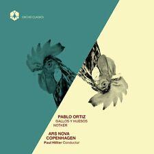 Ars Nova Copenhagen - Ortiz:Gallos Y Huesos [Paul Hillier, Ars Nova [CD]