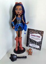 Monster High Original Signature First Release Robecca Steam Doll Complete