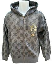 NEW Vintage NIKE Sportswear NSW Mens Hoodie Jacket Charcoal Grey M
