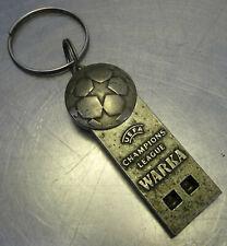 vintage bottle opener & whistle - Ältere UEFA Champions League WARKA Pfeife