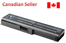 Replacement Battery for Toshiba Satellite 3817 C655 11.1V 48WH PA3817U-1BRS