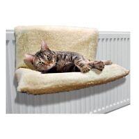 Cat Dog Puppy Pet Radiator Bed Warm Fleece Beds Basket Cradle Hammock Animal
