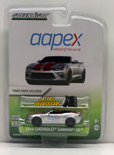 1:64 GREENLIGHT TRADE SHOW EXCLUSIVE  AAPEX - 2016 CHEVROLET CAMARO SS