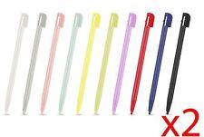 20 Stylets tactile couleur Nintendo DS NDS Lite DSL garde l'écran sans rayures