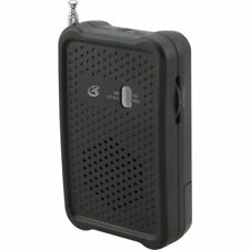 GPX AM FM Compact Portable Personal AM FM Radio with Earbuds Ships from USA