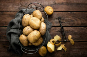 15kg Irish Spuds, Ready to EAT!  Choose your variety